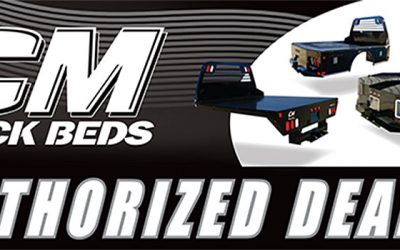 UES and CM Truck Beds announce new distributorship