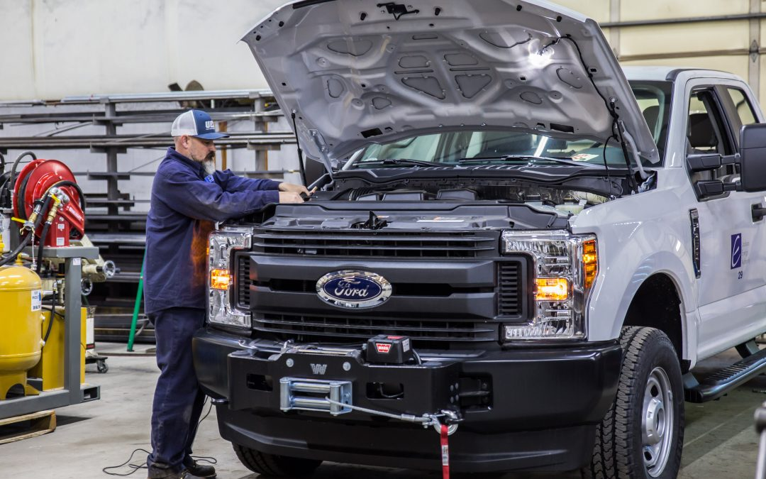 Tell-Tale Signs That Your Utility Truck Needs An Inspection